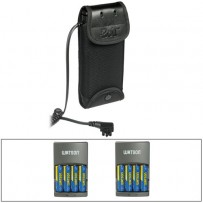 Bolt CBP-N2 Compact Battery Pack f/Nikon SB-900 & SB-910 Flash w/8 AA NiMH Batteries & (2) Chargers