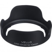 Vello LHC-DC60 Dedicated Lens Hood