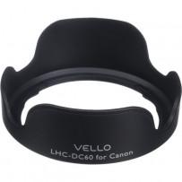 Vello LHC-DC60 Dedicated Lens Hood