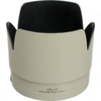 Vello LHC-ET87W Dedicated Lens Hood for Select Canon Lenses (White)