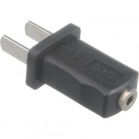 Impact Mini (3.5mm) to Household Adapter
