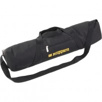 Ruggard Padded Tripod Case (27, Black with Yellow Embroidery)