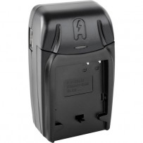 Watson Compact AC/DC Charger for DMW-BLE9 & DMW-BLG10 Battery