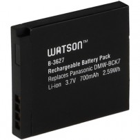 Watson DMW-BCK7 Lithium-Ion Battery Pack (3.7V, 700mAh)