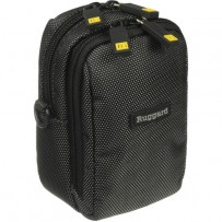 Ruggard DPV-250 Dual Purpose Camera Pouch (Vertical Orientation, Black)