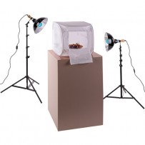 Impact Two-Light Digital Light Shed Kit - 18 x 18