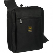 Ruggard TGB-110B iPad Tablet and Notebook Sling Bag (Black)