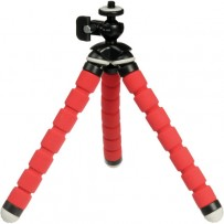 Magnus TinyGrip Flexible Tripod (Red)