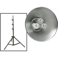 Impact VA902 Fluorescent Cool Light One Fixture Kit (120VAC)