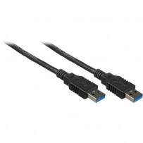 Pearstone USB 3.0 Type A Male to Type A Male Cable - 6'