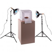 Impact Two-Light Digital Light Shed Kit - 15 x 15