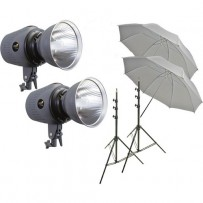 Impact Two Digital Monolight Kit without Case (120VAC)