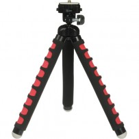Magnus MaxiGrip Flexible Tripod (Red)
