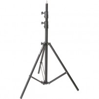 Light Stand - Heavy-Duty Air-Cushioned - Impact - 9.5' (2.9m) - Black