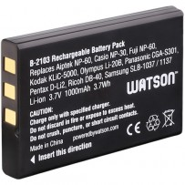 Watson NP-60 Lithium-Ion Battery Pack (3.7V, 1000mAh)