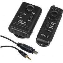 Vello FreeWave Wireless Shutter Release Remote for Nikon, Fuji & Kodak Kit