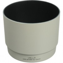 Vello LHC-ET74W Dedicated Lens Hood for Select Canon Lenses (White)