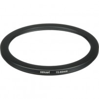 Sensei 72-62mm Step-Down Ring