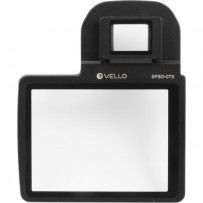 Vello Snap-On LCD Screen Protector for Canon T3