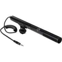 Polsen SCL-1075 Camera Mount Condenser Shotgun Microphone