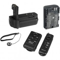 Vello Accessory Kit for Canon 5D Mark II