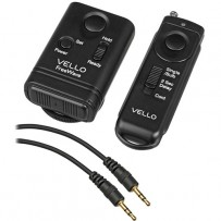 Vello FreeWave Wireless Remote Shutter Release for Canon and Panasonic Kit
