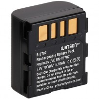 Watson BN-VF707 Lithium-Ion Battery Pack (7.4V, 700mAh)