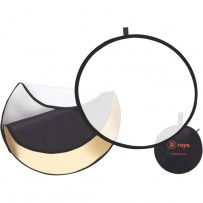 "Raya 5-in-1 Collapsible Reflector Disc (22"""")"