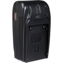 Watson Compact AC/DC Charger for BN-V400 Series Batteries