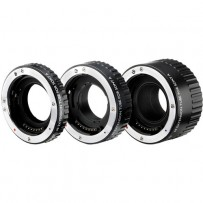 Vello Auto Extension Tube Set for Sony Alpha