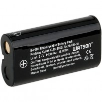 Watson KLIC-8000 Lithium-Ion Battery Pack (3.7V, 1400mAh)