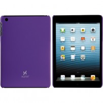 Xuma Hard Snap-on Case for iPad mini (Purple)