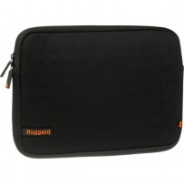 Ruggard 10 Ultra Thin Laptop Sleeve (Black)