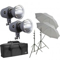 Impact Two Digital Monolight Kit with Case (120VAC)