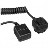 Vello Off-Camera TTL Flash Cord for Sony/Minolta Cameras (3')