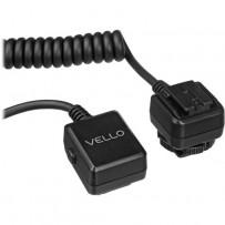 Vello Off-Camera TTL Flash Cord for Sony/Minolta Cameras (3')