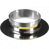 Impact Beauty Dish Adapter for Novatron Flash Heads