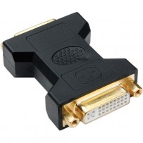 Pearstone DVI-D Jack to Jack Gender Changer