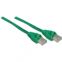 Pearstone 10' Cat5e Snagless Patch Cable (Green)