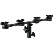 Impact Lightbar Tilt Bracket with 4 Locking Shoes