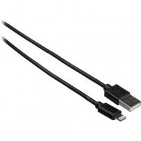 Xuma 3' Lightning Charge & Sync Cable (Black)