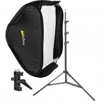 Impact Quikbox Softbox Kit (24 x 24)