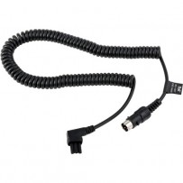 Bolt BO-CKE2 Locking Flash Power Cable for Select Nikon Flash Units