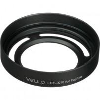 Vello LHF-X10 Dedicated Lens Hood for Fujifilm FinePix X10 Digital Camera