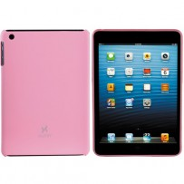 Xuma Hard Snap-on Case for iPad mini (Pink)