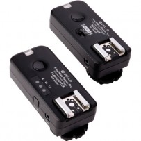 Vello FreeWave Fusion Wireless Flash Trigger & Remote Control for Nikon DSLRs