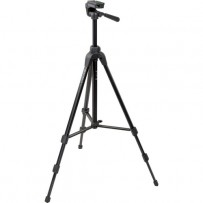 Magnus PV-3320 Photo Tripod With 3-Way Pan and Tilt Head