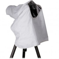 Ruggard Fabric Camera Rain Cover (White)