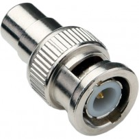 Pearstone RCA Female to BNC Male Adapter