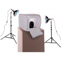 Impact Two-Light Digital Light Shed Kit - 24 x 24